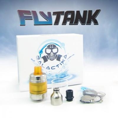 Fly Tank -SILVER- *GALACTIKA*