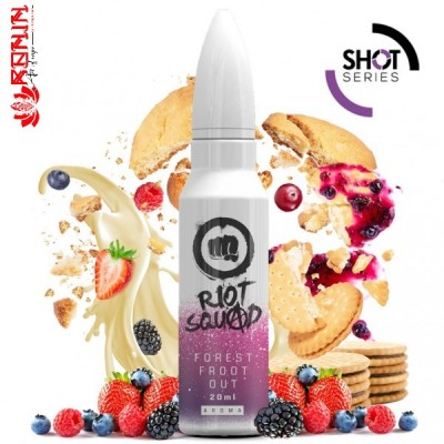 Forest Froot OUT -Shot 20ml- *RIOT SQUAD*