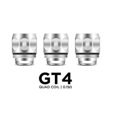 GT4 Cores 0,15 ohm per NGR Tank *VAPORESSO*