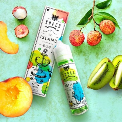 ISLAND -Shot 20ml- *SUPER FLAVOUR*