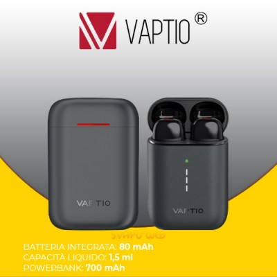 Kit AirGo 700mah Grey * VAPTIO*