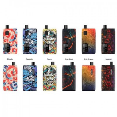 kit Vape THOR AIO 80W Asura *THINK VAPE*