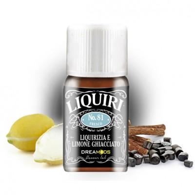 Liquiri' Ghiacciato No.81 Aroma Concentrato 10 ml *DREAMODS*