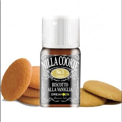 Nilla Cookie No.1 Aroma Concentrato 10 ml *DREAMODS*