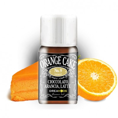 Orange Cake No.9 Aroma Concentrato 10 ml *DREAMODS*