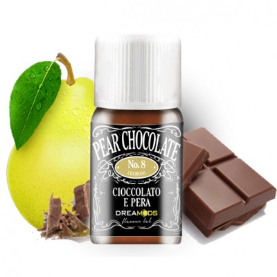 Pear Chocolate No.8 Aroma Concentrato 10 ml *DREAMODS*