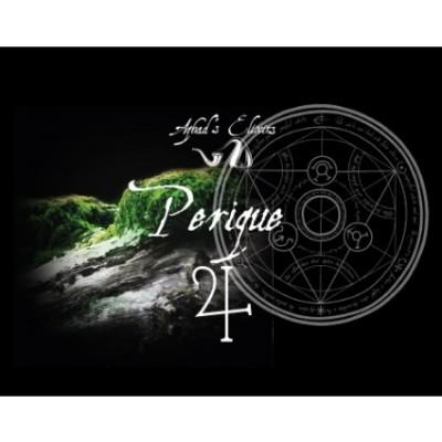 Perique 4  PURE SERIES 10ML *AZHAD'S ELIXIRS*