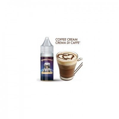 Aroma Crema di caffè 10ml *MONKEYNAUT*