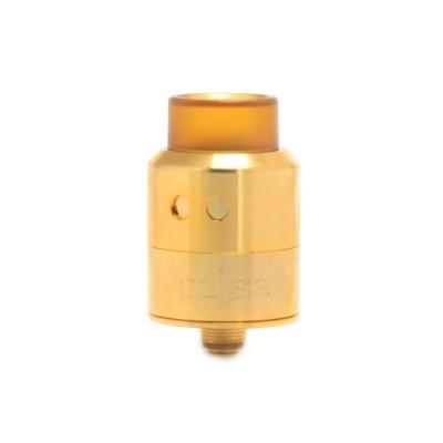 Pulse 22 RDA -GOLD- *VANDYVAPE*