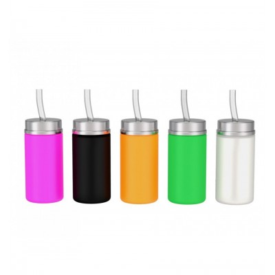 Pulse Silicone Bottle - WHITE-*VANDY VAPE*