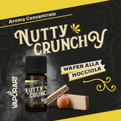 Nutty Crunchy 10ML  VAPOR-ART