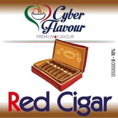 Red Cigar 10ML *CYBER FLAVOUR*