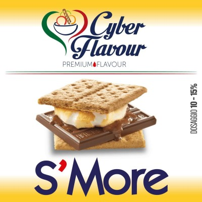 S'more - 10ml *CYBER FLAVOUR*