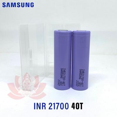Samsung 21700 40T 4000mAh batteria (1 batteria) EFEST
