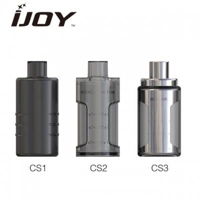 Silicone Bottle 10ML iJoy Squonk CS1 *IJOY*