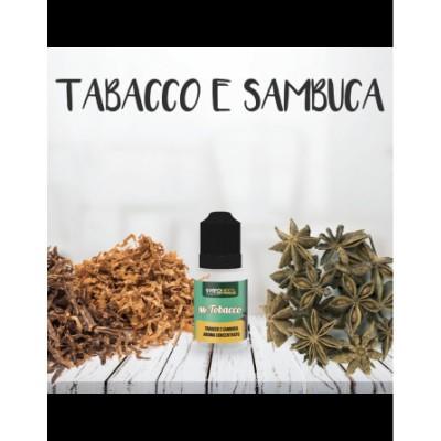 AROMA TABACCO E SAMBUCA 10ML MR.TOBACCO *SVAPONEXT*