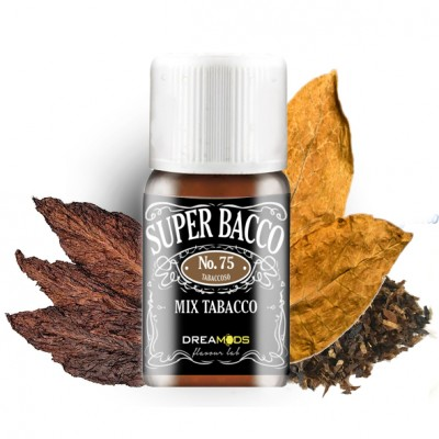 Super Bacco No.75 Aroma Concentrato 10 ml *DREAMODS*
