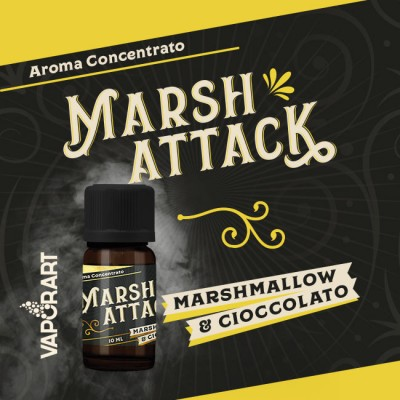 Marsh Attack 10ML *VAPORART*