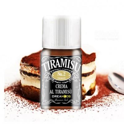Tiramisu No.2 10 ml DREAMODS