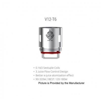 V12 T6 0,17 Ohm (60/240W) *SMOK *