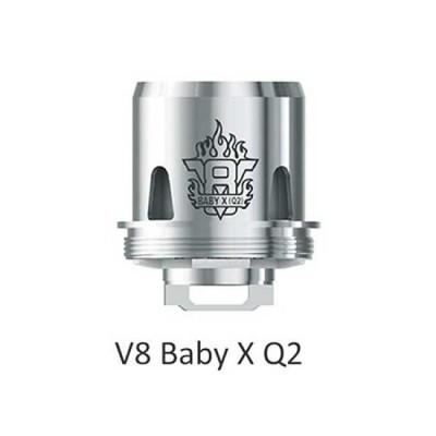 V8 X-Baby Q2 0,4 Ohm (55/65W) *SMOK*