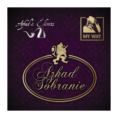 Azhad Sobranie 10ML *AZHAD'S ELIXIRS*