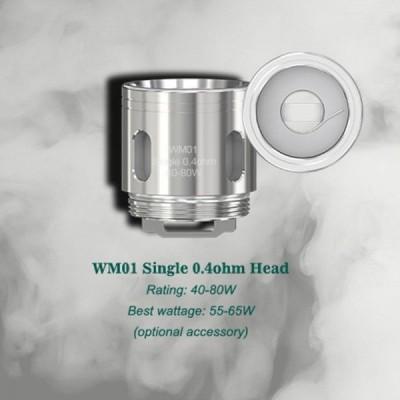 WM01 Single 0,4ohm *WISMEC*