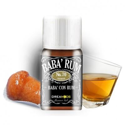 Baba' Rum No.70 Aroma Concentrato 10 ml *DREAMODS*