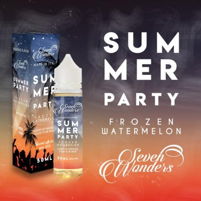 Summer Party 50ML *SEVENWONDERS*