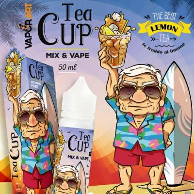 Tea Cup 50ML  *VAPOR-ART*