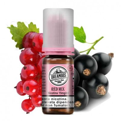 17 Red Mix 6 Nic 10ML *DREAMODS*