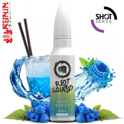 Blue Burst -Shot 20ml- *RIOT SQUAD*