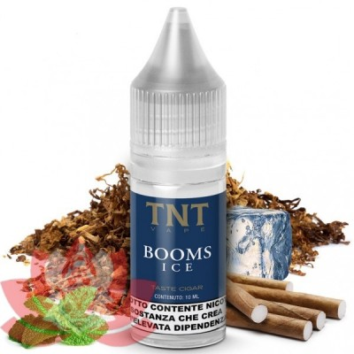 Booms ICE 10ML *TNT VAPE*