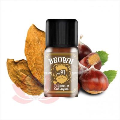 Brown No.91 Aroma Concentrato 10 ml *DREAMODS*