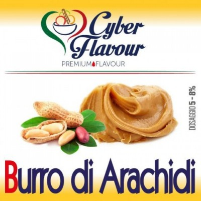 Burro di Arachidi 10ml *CYBER FLAVOUR*
