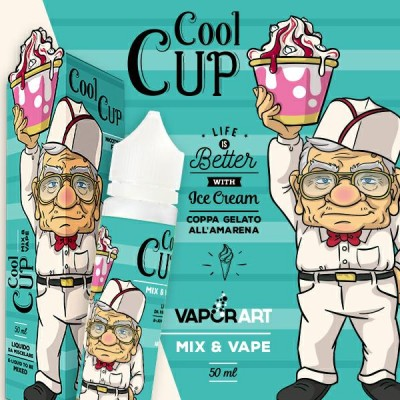 Cool Cup 50ML *VAPOR-ART*