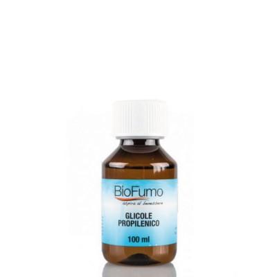 Glicole Propilenico 100% 100ml -Bottiglia 100 ML- *BIOFUMO*