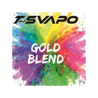 Gold Blend 0 Nic 10ML *T-STAR*