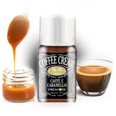 Coffe Cream No.10 Aroma Concentrato 10 mll *DREAMODS*