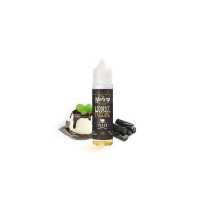 Licorice Pudding 50ML 0Nic *SUPER FLAVOUR*