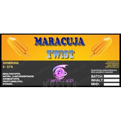 MARACUJA TWIST 10ML *TWISTED*