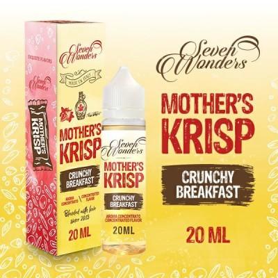 MOTHER'S KRISP MIX&VAPE 50ml  *SEVEN WONDERS*