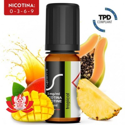 Tropical 9 Nic 10ML *SUPREM-E*