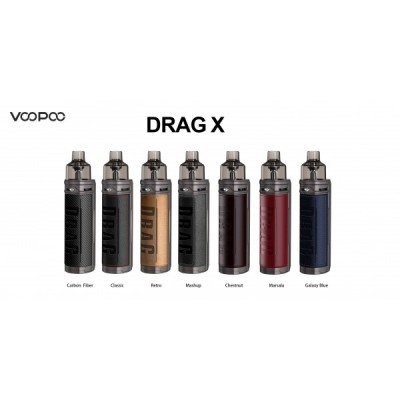 DRAG X STARTER KIT -CLASSIC- *VOOPOO*
