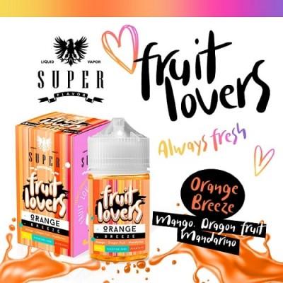 Fruit Lovers Orange Breeze Mix&Vape 50ml *SUPER FLAVOUR*