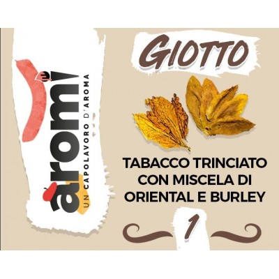 Giotto N.1 10ML *AROMI'*