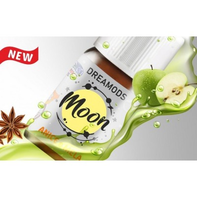 Moon Aroma 10 ml THE ROCKET SERIES  *DREAMODS*