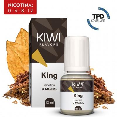 King 10ml 12Nic *KIWI VAPOR*