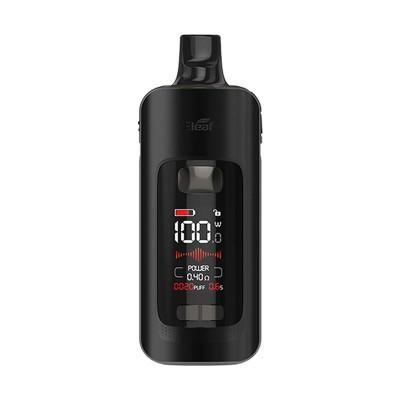 Kit Istick P100 3400mAh 4.5ml - MATTLE BLACK- *ELEAF*