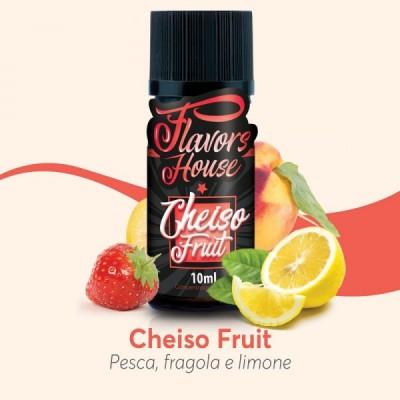 Cheiso Fruit 10ml -FLAVORS HOUSE- ELIQUIDFRANCE